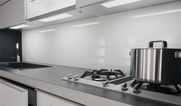 Design Keukenachterwanden : gehard glas keukenachterwand - Visualls.nl ...